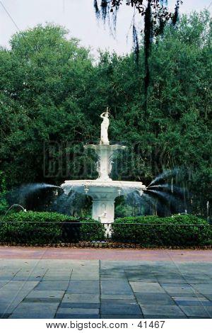 Forsyth Fountain II