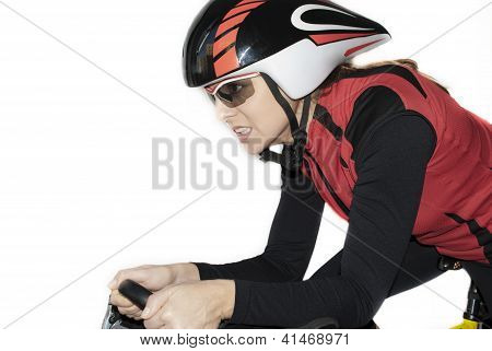Time Trial Woman