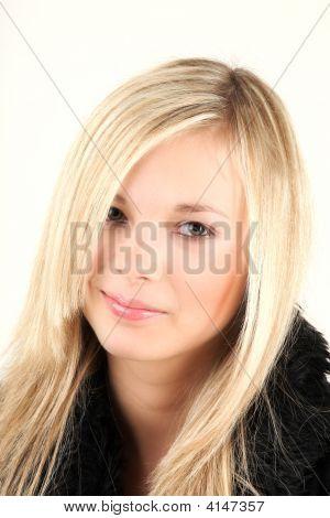 Attractive Teenager