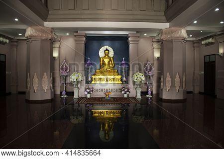 Wat Panyanantaram Or Panya Nantaram Temple For Thai People And Foriegn Travelers Travel Visit And Re