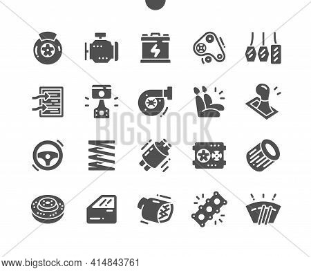 Auto Parts. Timing Belt, Pedals, Filter, Piston, Turbine, Springs, Automotive Seats, Transmission An