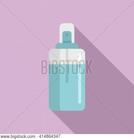 Medical Antiseptic Icon. Flat Illustration Of Medical Antiseptic Vector Icon For Web Design