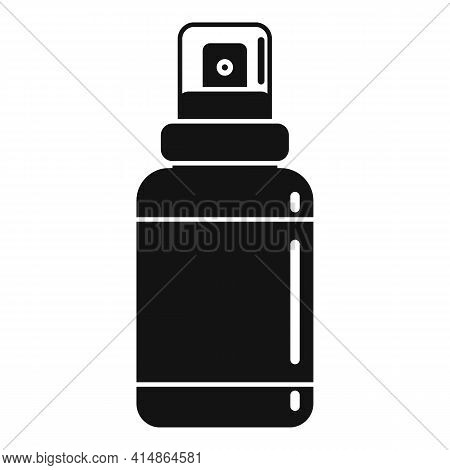 Antiseptic Spray Icon. Simple Illustration Of Antiseptic Spray Vector Icon For Web Design Isolated O