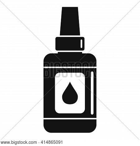 Antiseptic Body Care Icon. Simple Illustration Of Antiseptic Body Care Vector Icon For Web Design Is