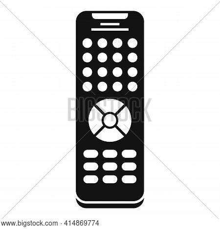 Infrared Remote Control Icon. Simple Illustration Of Infrared Remote Control Vector Icon For Web Des