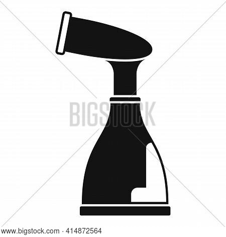 Portable Steam Cleaner Icon. Simple Illustration Of Portable Steam Cleaner Vector Icon For Web Desig