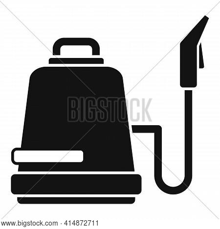 Professional Steam Cleaner Icon. Simple Illustration Of Professional Steam Cleaner Vector Icon For W