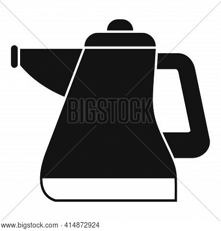Duster Steam Cleaner Icon. Simple Illustration Of Duster Steam Cleaner Vector Icon For Web Design Is