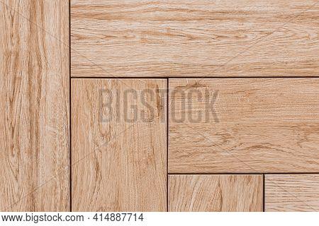 Sample, Wood Planks Background, Board Pattern Texture, Hardwood Panel Close Up.