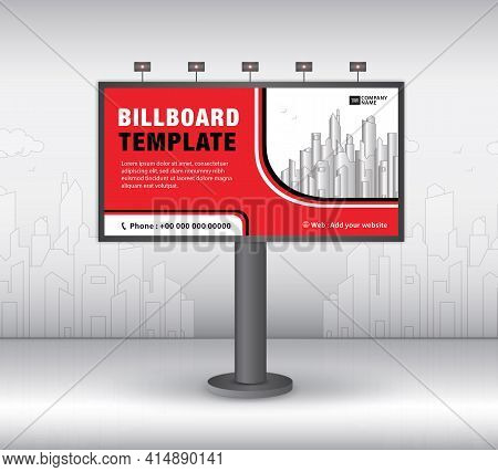 Billboard Template Design2021-no4