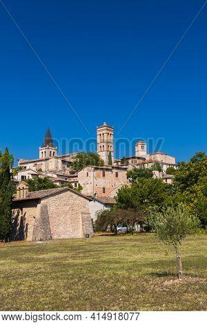 Spello, Province of Perugia, Italy