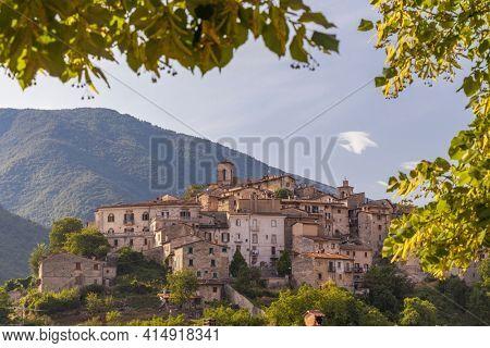 Scanno, National Park of Abruzzo, Province of L'Aquila, region of Abruzzo, Italy
