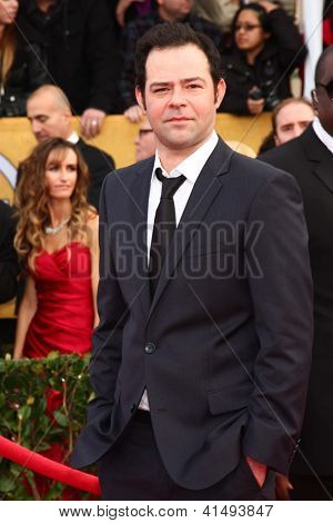 LOS ANGELES - JAN 27:  Rory Cochrane arrives at the 2013 Screen Actor's Guild Awards at the Shrine Auditorium on January 27, 2013 in Los Angeles, CA