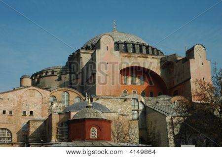 Hagia Sophia. Istanbul