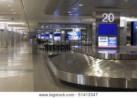 Mccarren Airport, Terminal 3 In Las Vegas, Nv On March 30, 2013