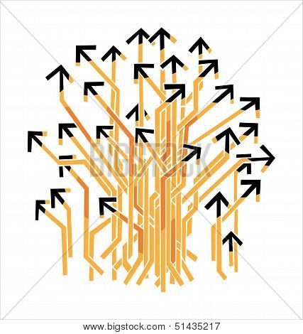 Many Arrows