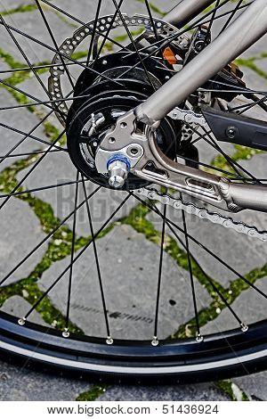 Bicycle Detail 9