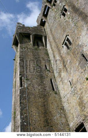 Blarney Castle Abstract