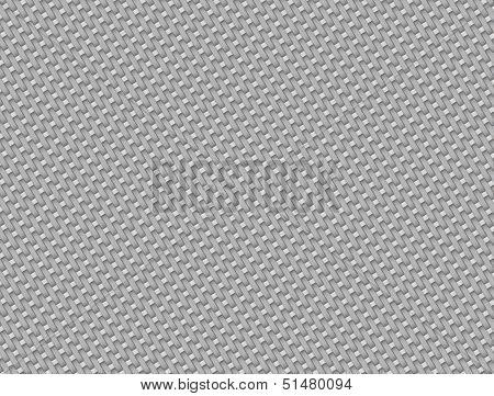 white carbon fiber pattern. large illustration background texture poster
