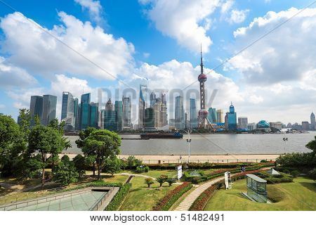 Shanghai North Bund