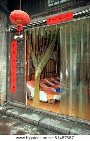 Chinese Massage Parlor