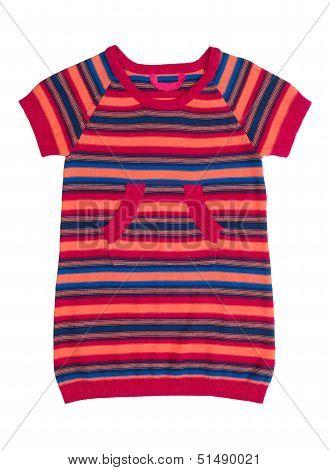 Striped Baby Dress