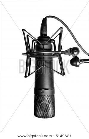 Modern Classic Microphone