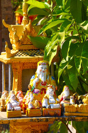 Buddist shrine