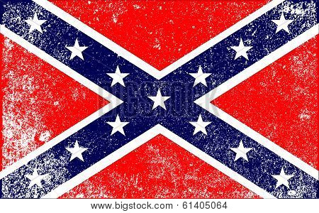 Confederate Civil War Flag