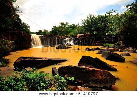 Tadtone Waterfall