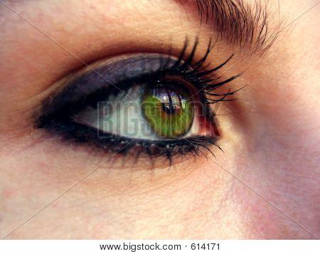 Great Green Eye