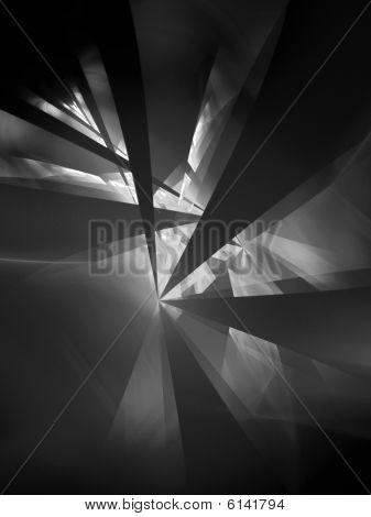 Dark City - fractal design