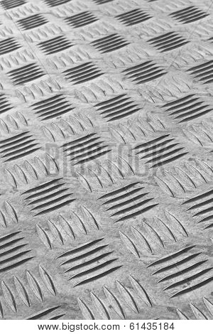 Industrial Metal Flooring