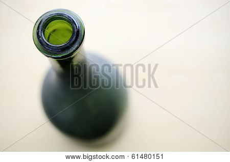 A Green Bottleneck With Room For Text