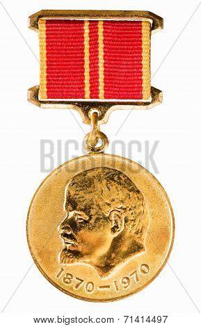 Russian (soviet) Medal