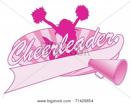 Cheerleader Jump Design