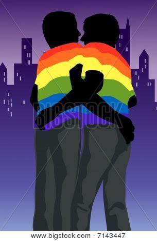 The Gay Hug