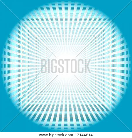Mosaic background illustration pop colours vector banner poster