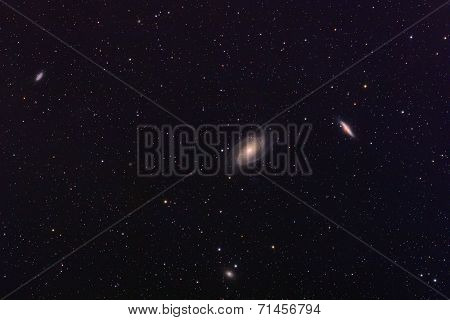 Galaxies In Ursa Major