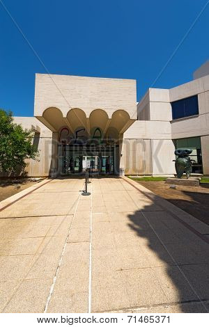 Fundacio Joan Miro - Barcelona Spain