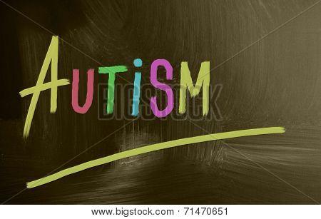 Autism Concept