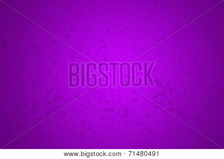 Bubbly Purple Background