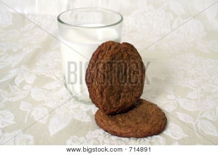 Milk And Gingersnaps