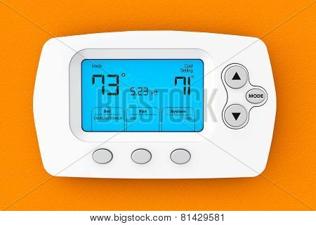 Modern Programming Thermostat