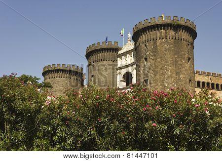 Castel Dell'ovo, Naples