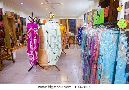 Boutique Shop