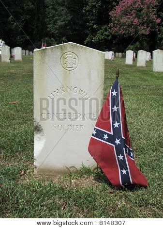 Unknown Confederate Soldier