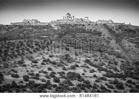 Count of Lippe fortress - Monte da Graça, Elvas Portugal