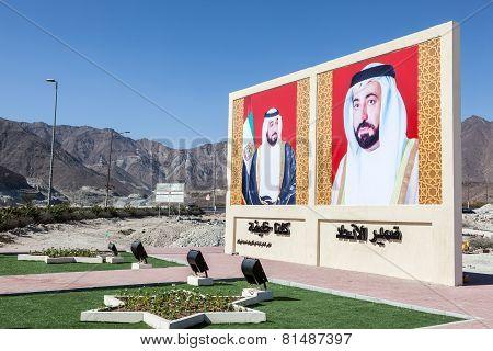 Ruler of United Arab Emirates