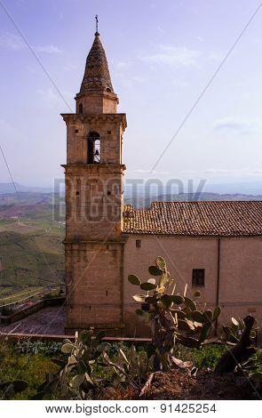 Santa Chiara Church, Agira